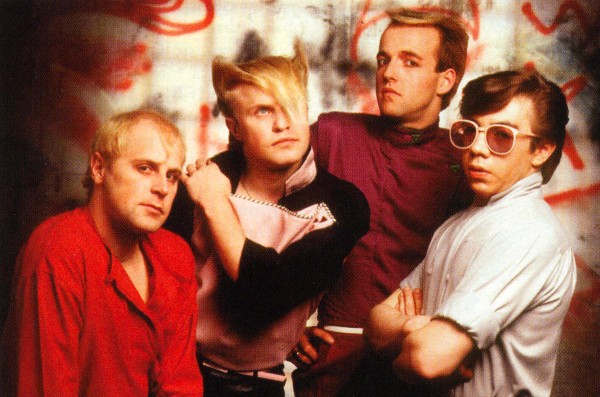 A Flock of Seagulls on tour